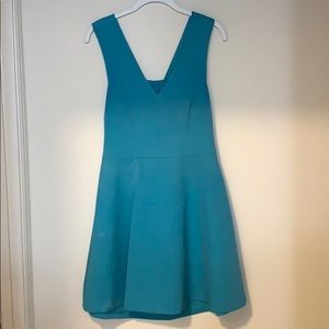 Felicity and Coco Bianca dress